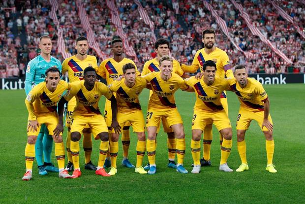 Siêu phẩm tung người cắt kéo phút 89 khiến Barcelona trắng tay trận khai màn La Liga - Ảnh 1.