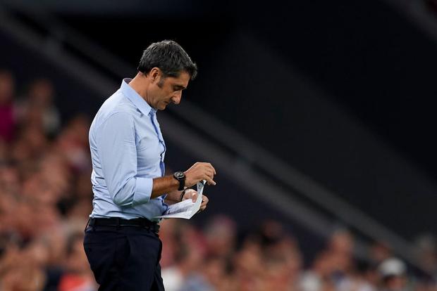 Siêu phẩm tung người cắt kéo phút 89 khiến Barcelona trắng tay trận khai màn La Liga - Ảnh 7.