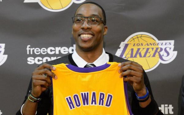 Dwight Howard hứng thú với viễn cảnh thi đấu bên cạnh LeBron James và Anthony Davis