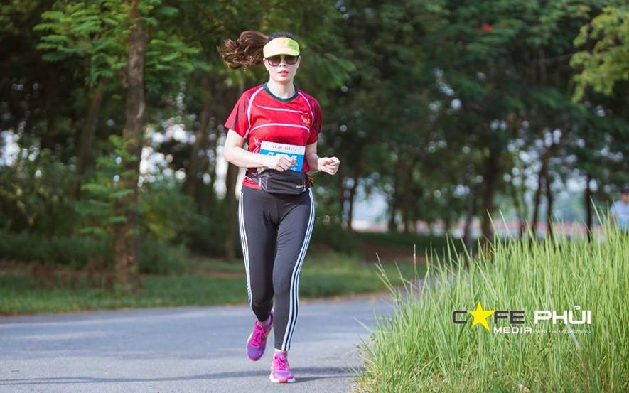 Đam mê chạy phong trào để có sức khoẻ và lối sống lành mạnh