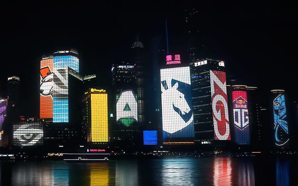 Chất chơi như BTC The International 9: Thuê luôn hàng loạt nhà cao chọc trời ở Thượng Hải để quảng cáo giải đấu