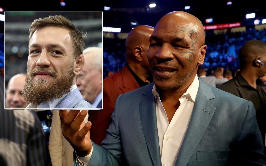 """Dù vướng scandal đánh người cao tuổi, McGregor vẫn được huyền thoại Mike Tyson gọi là """"chàng trai tuyệt vời"""""""