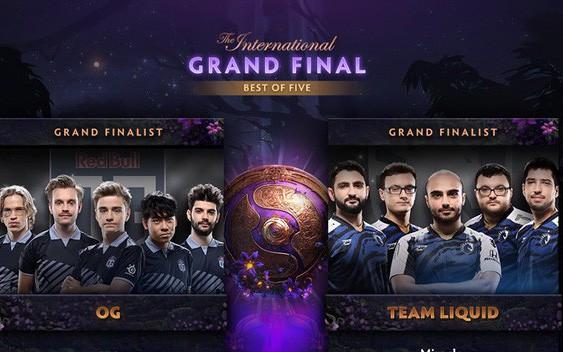 OG vs Team Liquid: Ai sẽ trở thành huyền thoại với chức vô địch The International lần 2 và đem về hơn 340 tỉ đồng