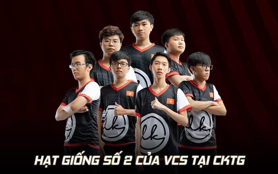 Đánh bại Team Flash với tỉ số 3-1, Lowkey Esports chính thức trở thành đại diện thứ hai của Việt Nam tham dự CKTG