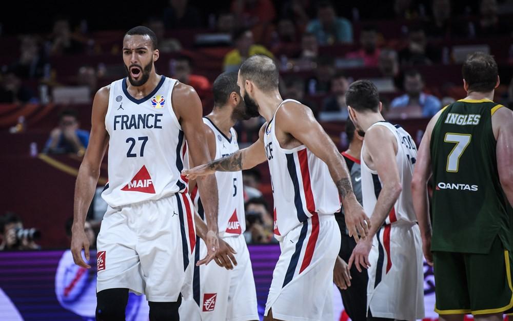 Bùng nổ ở nửa sau trận đấu, Pháp giành hạng 3 chung cuộc ở FIBA World Cup 2019