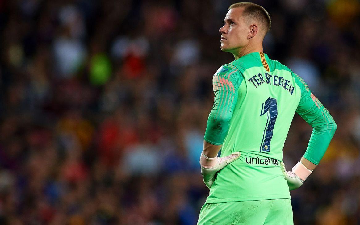 Ter Stegen, vị Thánh bảo trợ cho tương lai Barca