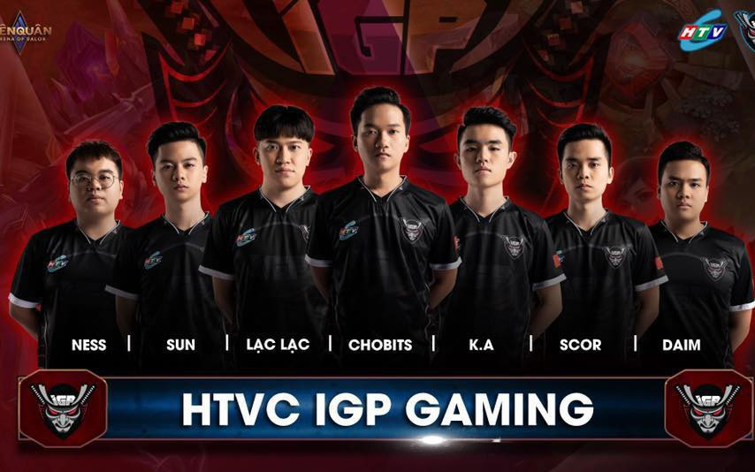 Đài truyền hình HTVC hứa thưởng nóng số tiền khủng nếu IGP giành vé tham dự AIC 2019