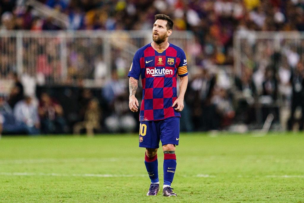 Bị truyền nhân của Ronaldo bật lại, Messi đáp trả bằng màn trình diễn như lên đồng nhưng sau cùng vẫn phải nhận cái kết đắng ngắt - Ảnh 6.