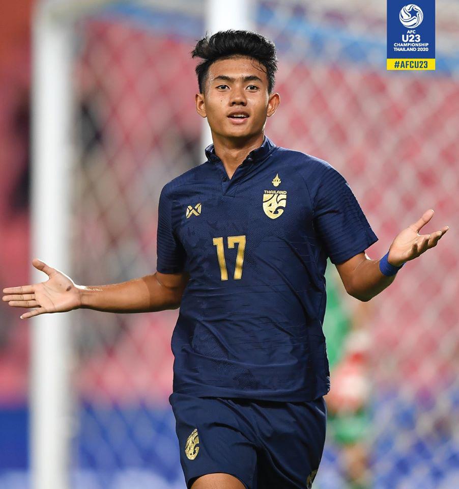 U23 Thái Lan tắm trong mưa tiền thưởng: Mỗi bàn thắng nhận 1,5 tỷ VNĐ - Ảnh 1.
