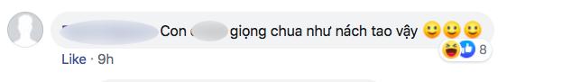 Nhiều người tràn vào Facebook cá nhân để sỉ nhục nữ CĐV cầm loa hát Bay lên trời là em bay ra ngoài: Fan bóng đá có văn hóa thì không làm thế - Ảnh 6.