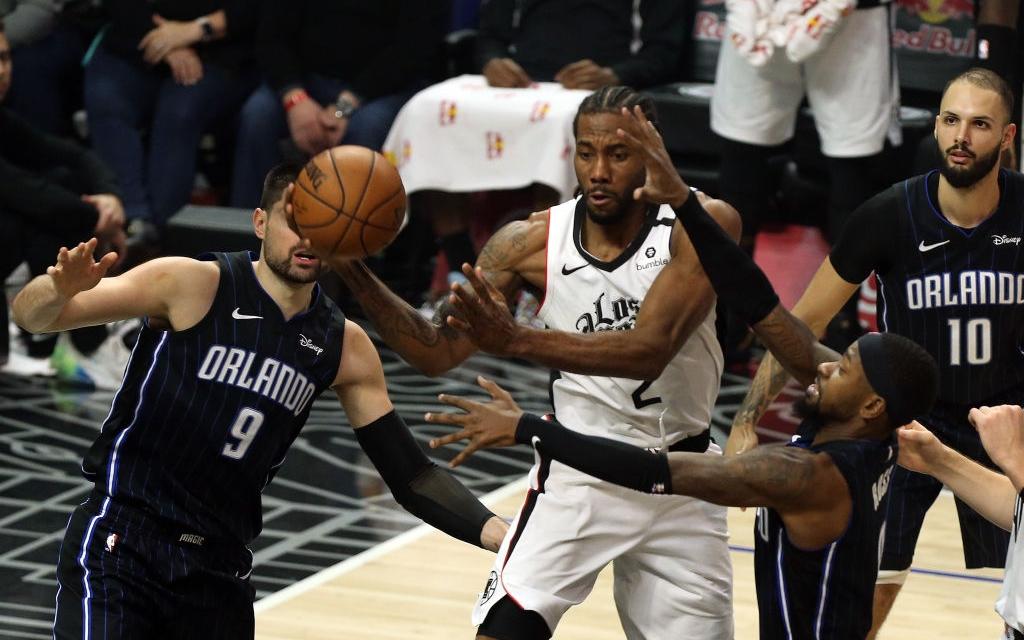 """Kawhi Leonard """"bật mode"""" hủy diệt Orlando Magic, giúp Los Angeles Clippers áp sát vị trí thứ 2 trên BXH miền Tây"""