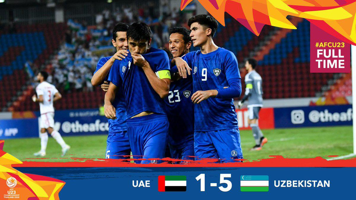 Rắp tâm chơi nhây, đá xấu khiến U23 Việt Nam bị loại, tuyển UAE dính ngay quả báo, thua đậm không thể tin nổi tại tứ kết giải U23 châu Á - Ảnh 4.