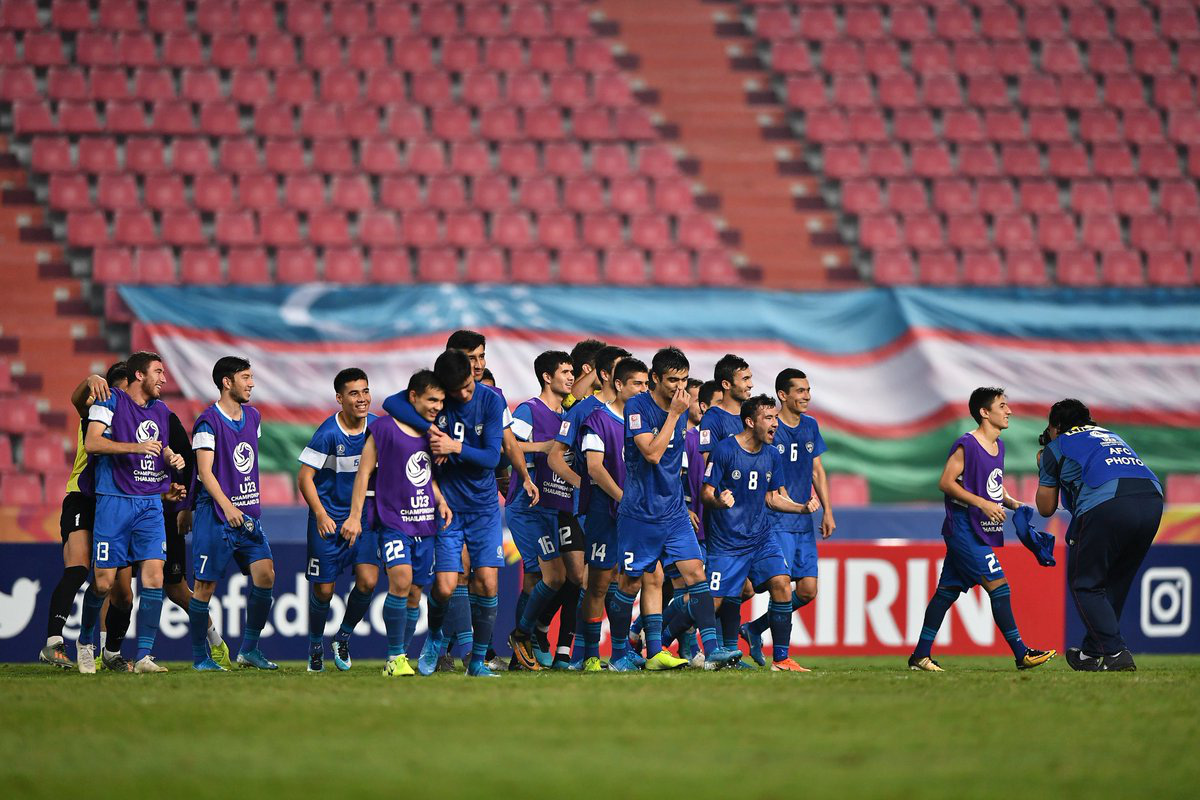Rắp tâm chơi nhây, đá xấu khiến U23 Việt Nam bị loại, tuyển UAE dính ngay quả báo, thua đậm không thể tin nổi tại tứ kết giải U23 châu Á - Ảnh 3.