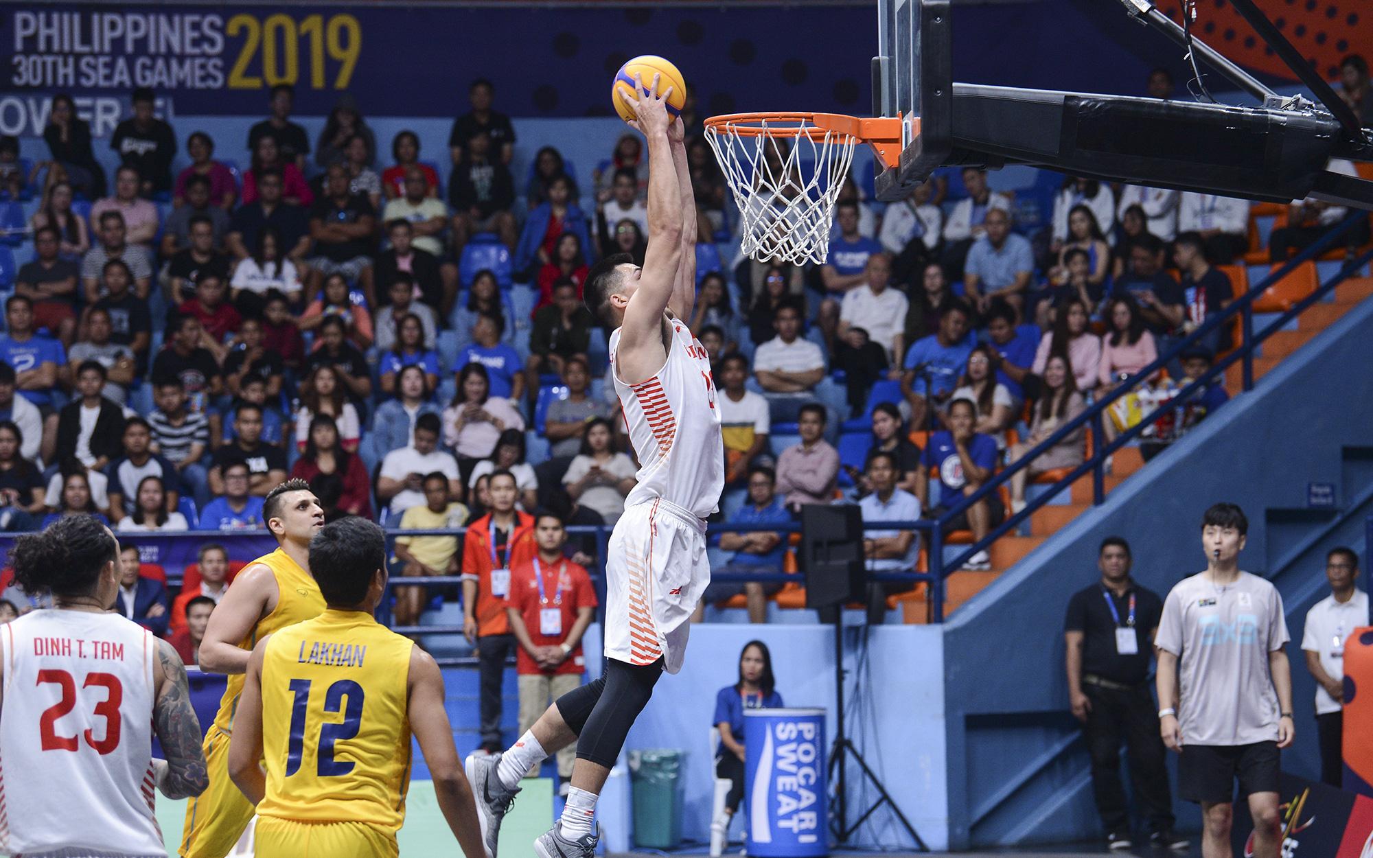 Giải bóng rổ chuyên nghiệp Việt Nam 2020: Cho ra đời giải đấu VBA 3x3