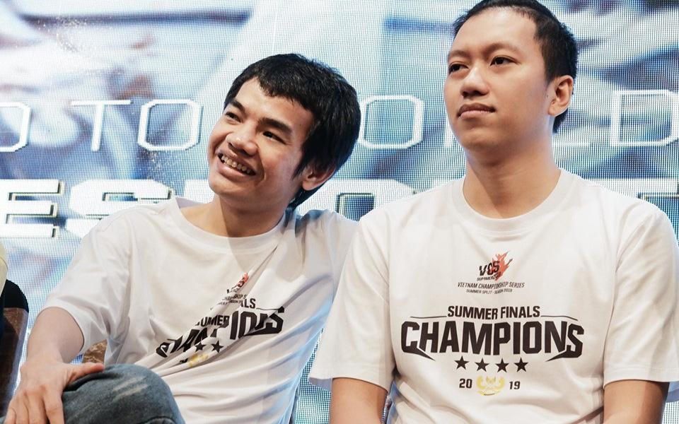 HLV Tinikun tự tin GAM không có đối thủ tại VCS mùa Xuân 2020, chức vô địch nằm chắc trong tay