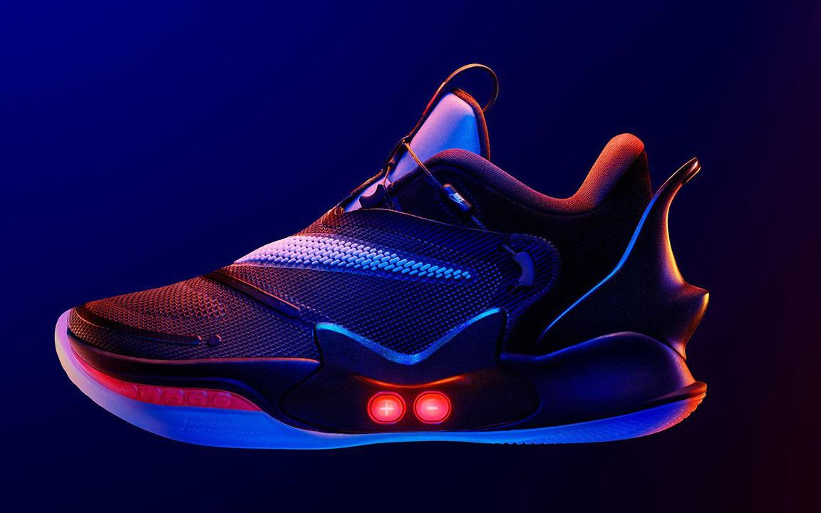 """Chiêm ngưỡng Nike Adapt BB 2.0, đôi giày """"siêu hot"""" sắp được các sao bóng rổ NBA sử dụng"""