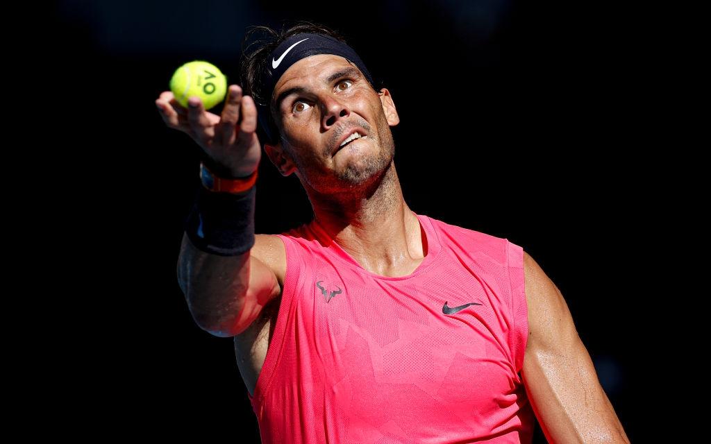 """Nadal tiếp tục thể hiện phong độ hủy diệt nhưng đối thủ tiếp theo thực sự là """"thứ dữ"""""""