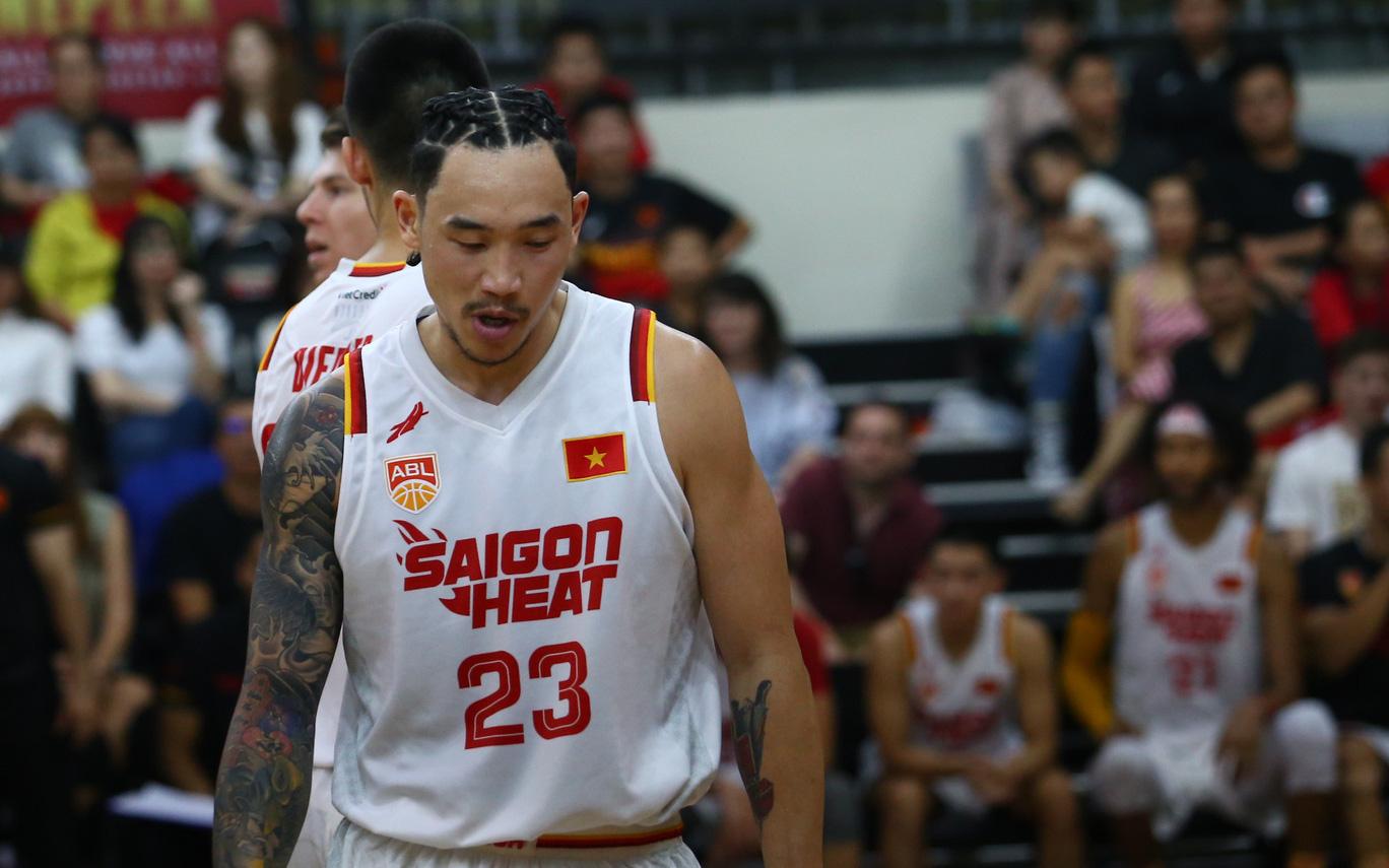 Saigon Heat thảm bại trong trận đấu đầu tiên của năm 2020