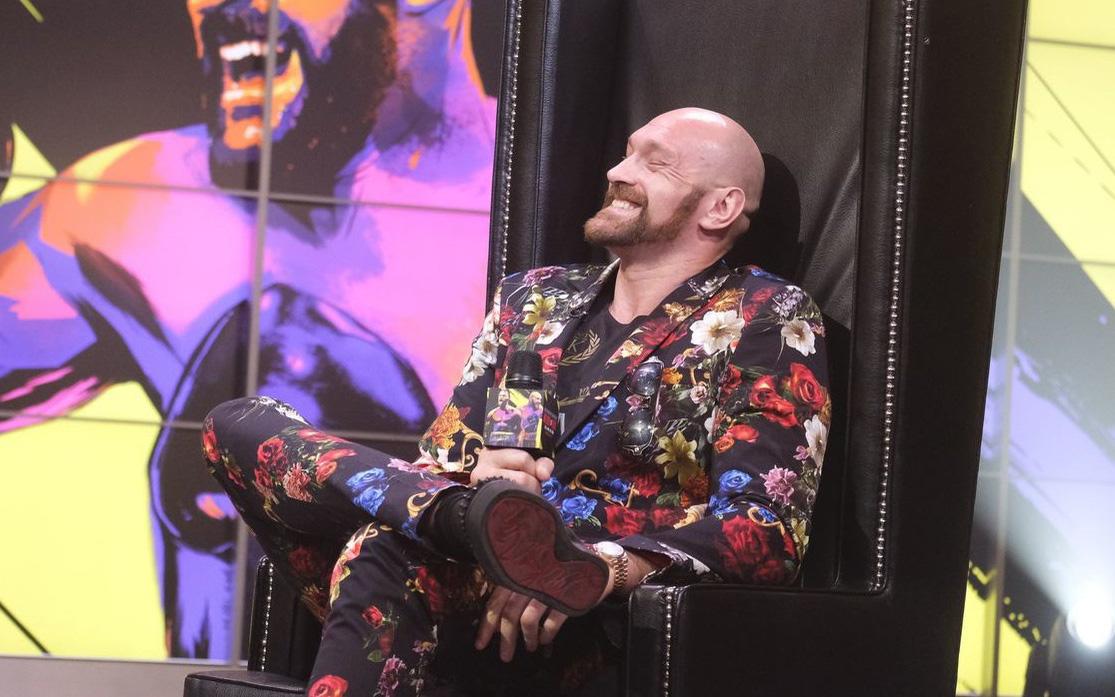 """Còn chưa lên đài tái đấu với Deontay Wilder, """"Gã hề"""" Tyson Fury đã nghĩ xong phương án """"quẩy"""" để ăn mừng"""