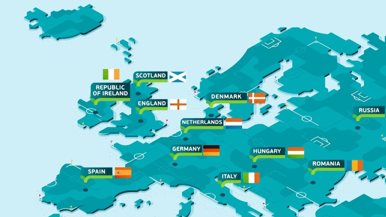 Olympic và Euro 2020 có thể toang vì Covid-19: Những giải đấu kỳ quái và buồn tẻ nhất lịch sử? - Ảnh 3.