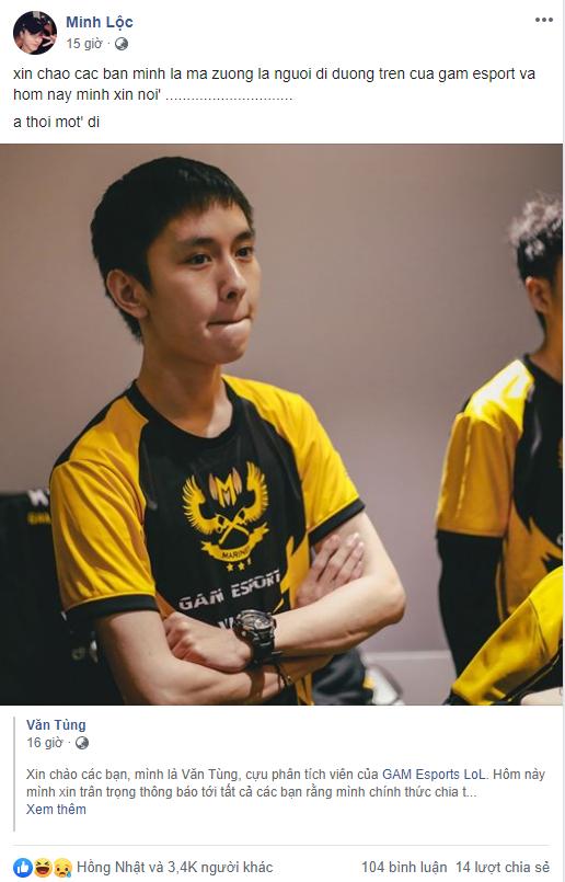 Không tới Trung Quốc, Zeros sẽ trở lại thi đấu cho GAM Esports trong ngày đấu Dashing Buffalo - Ảnh 1.