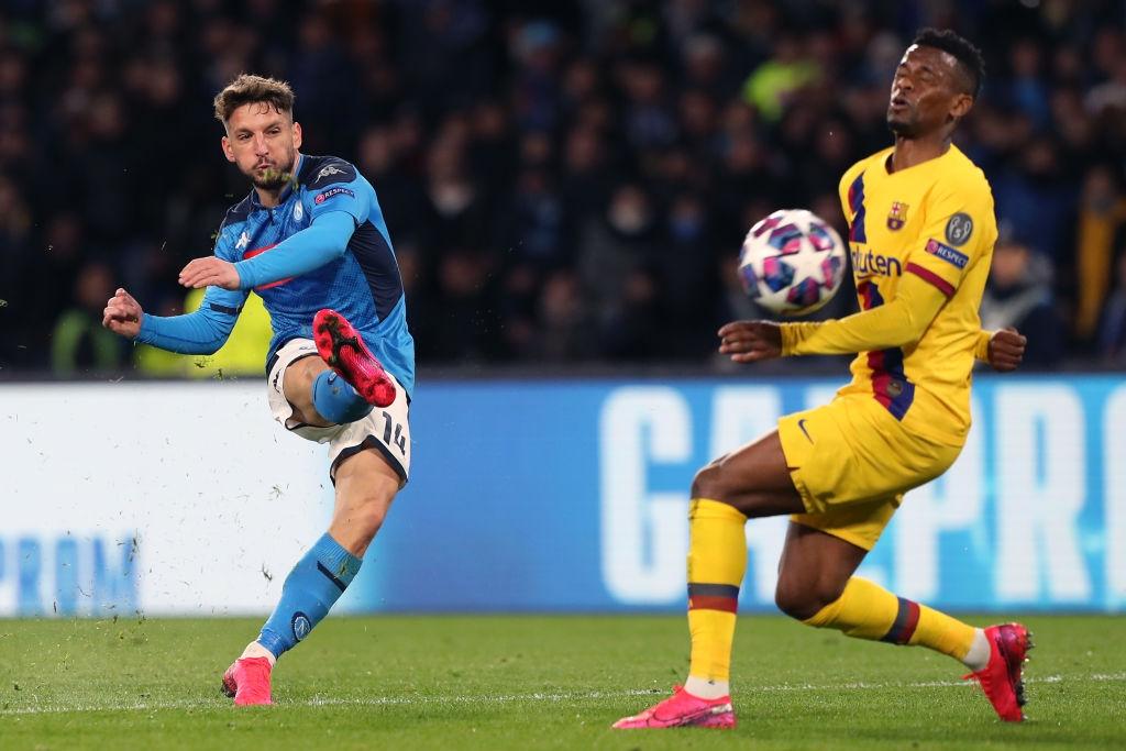 Messi bị phong tỏa hoàn toàn, Barca phải nhờ tới trai đẹp người Pháp mới thoát toang tại giải đấu danh giá nhất châu Âu - Ảnh 4.