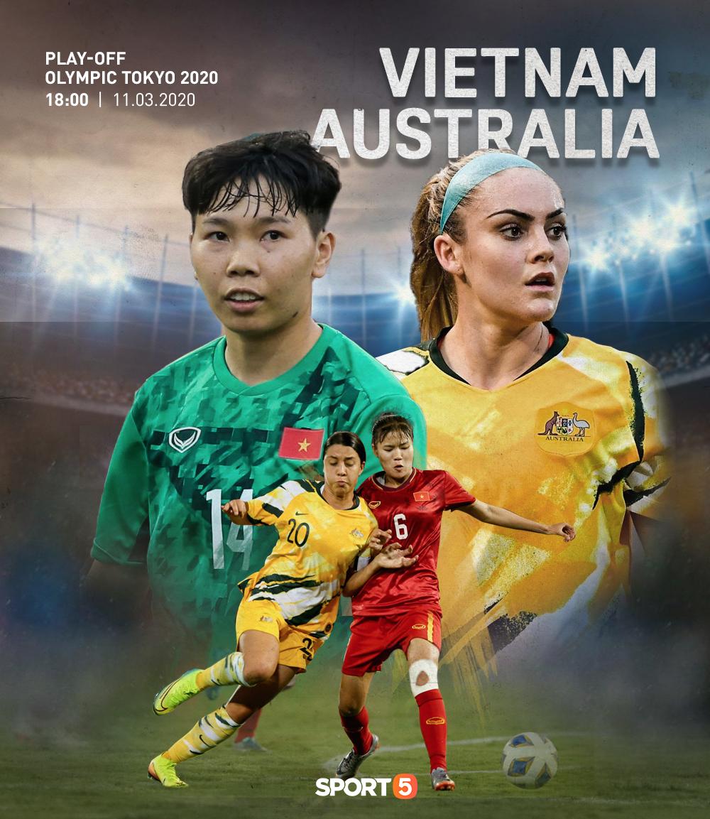 Tuyển nữ Việt Nam vs Australia: Những người hùng đi tìm bàn thắng lịch sử  - Ảnh 2.