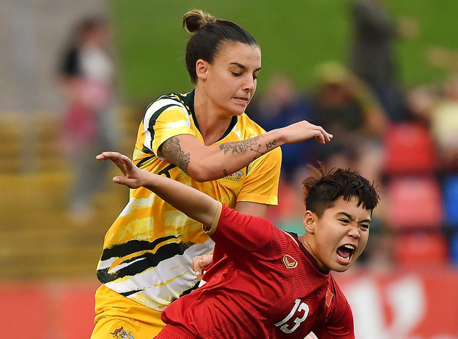 Tuyển nữ Việt Nam vs Australia: Những người hùng đi tìm bàn thắng lịch sử  - Ảnh 1.