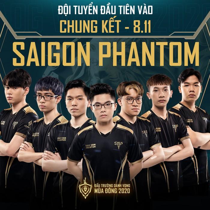Kết quả ĐTDV mùa Đông 2020 ngày 11/10: Không có bất ngờ xảy ra, FapTV và Saigon Phantom đều có chiến thắng dễ dàng 3-0 tại vòng 13 - Ảnh 2.