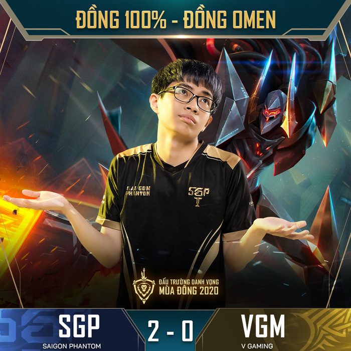 Kết quả ĐTDV mùa Đông 2020 ngày 11/10: Không có bất ngờ xảy ra, FapTV và Saigon Phantom đều có chiến thắng dễ dàng 3-0 tại vòng 13 - Ảnh 3.