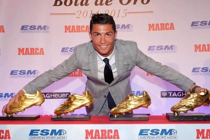 5 kỉ lục Ronaldo có thể phá vỡ trong mùa giải 2020-21 - Ảnh 4.
