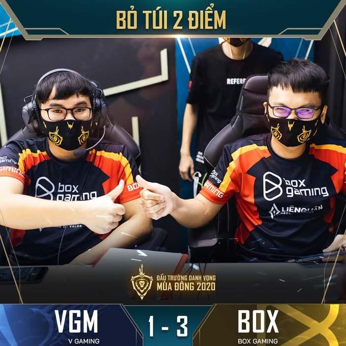 Kết quả ĐTDV mùa Đông 2020: Trải qua 5 ván đấu căng thẳng, HEAVY bất ngờ tạo ra địa chấn trước Saigon Phantom, BOX dễ dàng có chiến thắng trong trận đấu muộn trước V Gaming - Ảnh 4.