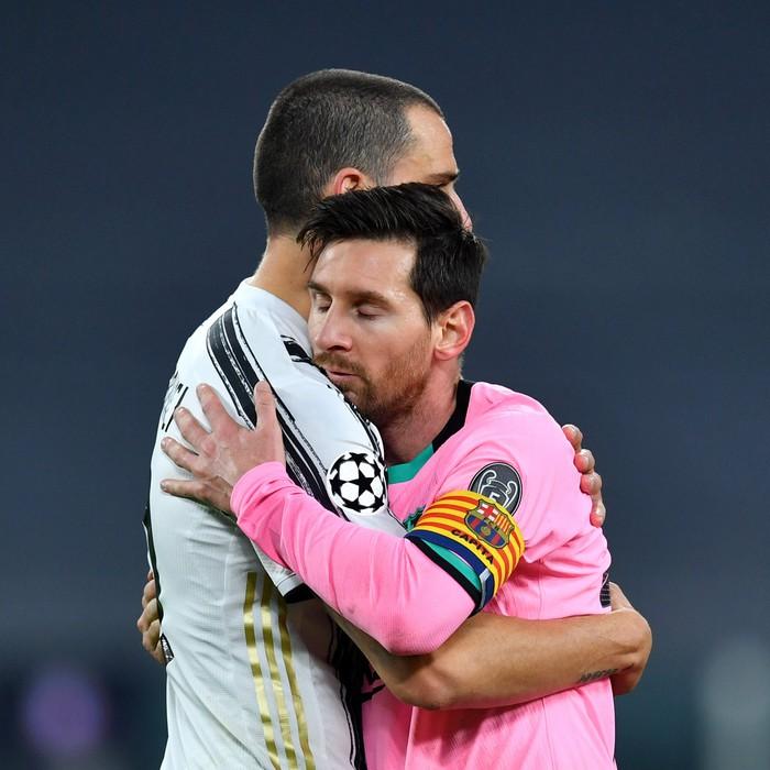 Messi vô đối ở vòng bảng Champions League, sao MU lập hat-trick chưa từng xuất hiện ở sân chơi danh giá nhất châu Âu - Ảnh 2.