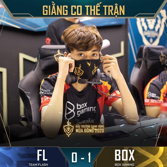 ĐTDV mùa Đông 2020: Team Flash vất vả đánh bại BOX Gaming bằng đội hình từng giúp họ khuynh đảo cả thế giới - Ảnh 1.
