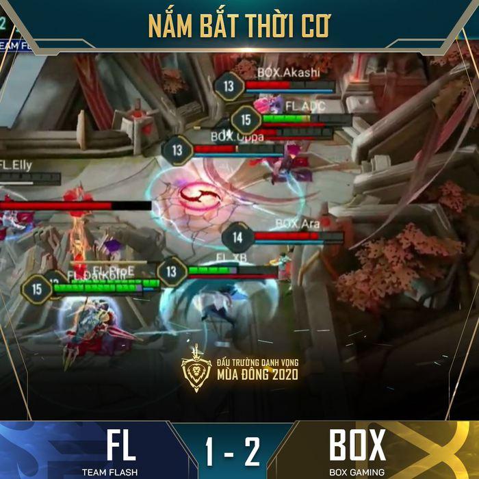 ĐTDV mùa Đông 2020: Team Flash vất vả đánh bại BOX Gaming bằng đội hình từng giúp họ khuynh đảo cả thế giới - Ảnh 3.
