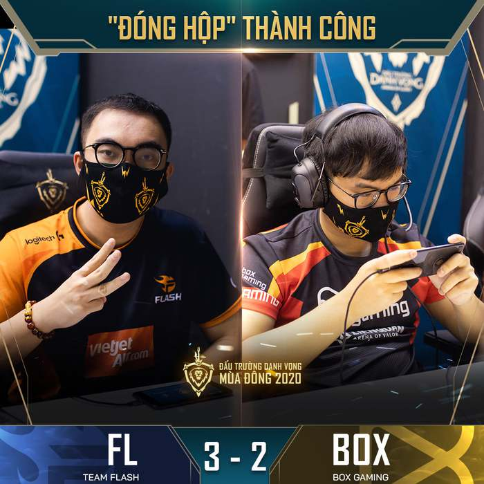 ĐTDV mùa Đông 2020: Team Flash vất vả đánh bại BOX Gaming bằng đội hình từng giúp họ khuynh đảo cả thế giới - Ảnh 4.