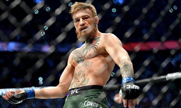 Cười bể bụng với màn cà khịa Conor McGregor của fan trên Facebook - Ảnh 1.