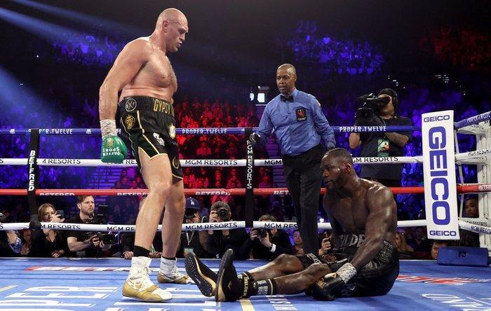 Chủ tịch WBC Mauricio Sulaiman: Deontay Wilder xứng đáng có cơ hội thứ hai - Ảnh 2.