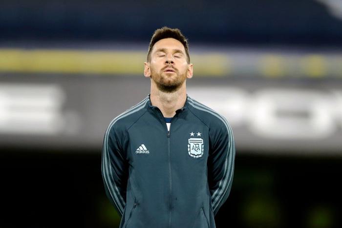 Messi ăn mừng hụt bàn thắng quyết định, Argentina chỉ giành kết quả gây thất vọng - Ảnh 1.