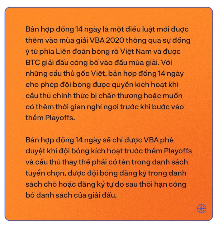"""Gặp Richard Nguyễn trước thềm bom tấn VBA 2020: """"Là một cầu thủ chuyên nghiệp, tôi luôn sẵn sàng khi được trao cơ hội"""" - Ảnh 14."""