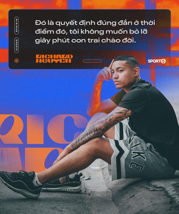 """Bom tấn VBA 2020, Richard Nguyễn: """"Là một cầu thủ chuyên nghiệp, tôi luôn sẵn sàng khi được trao cơ hội"""" - Ảnh 7."""