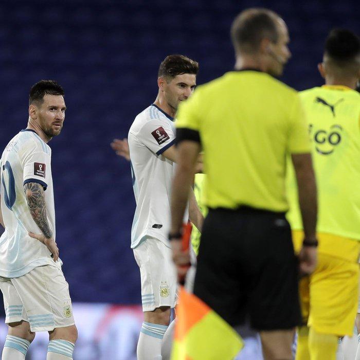 Hãy cứ tức giận đi, Lionel Messi - Ảnh 1.