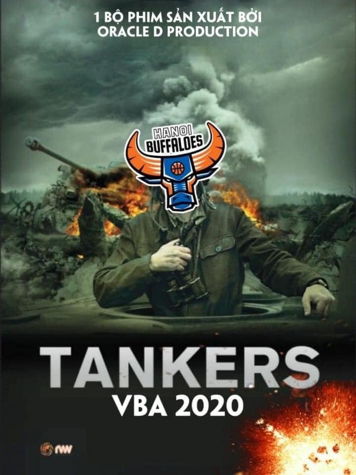 """Từ """"Tanker"""" cho tới Playoffs VBA 2020: Hanoi Buffaloes và điều kỳ diệu của phù thuỷ Eric Weissling - Ảnh 1."""