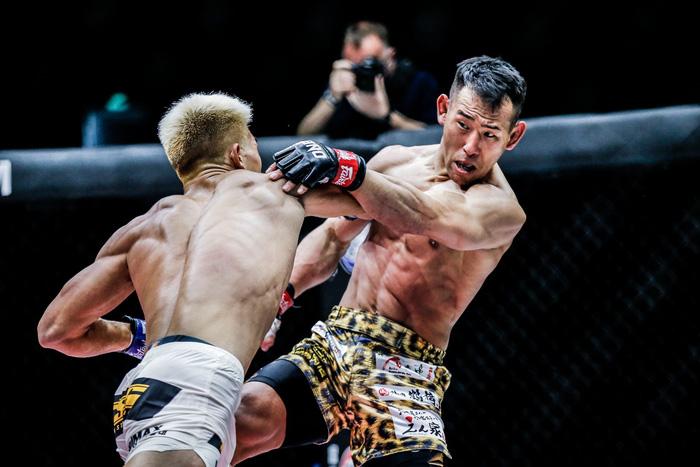 Bại tướng của nhà vô địch Thành Lê tái xuất ấn tượng, đả bại đối thủ bằng đòn knock-out đẹp mắt - Ảnh 6.