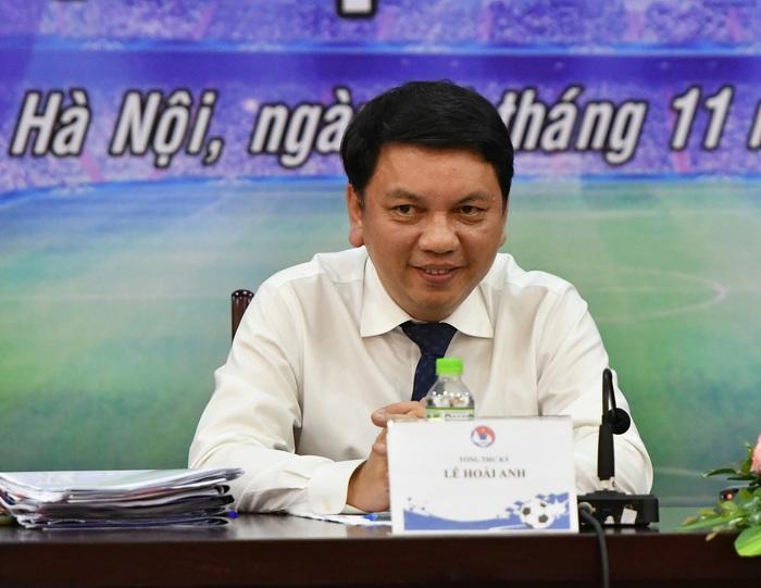 Liên đoàn bóng đá Việt Nam có Phó chủ tịch phụ trách Tài chính mới, đề ra kế hoạch tổ chức 2 trận đấu đặc biệt vào cuối năm 2020 - Ảnh 2.