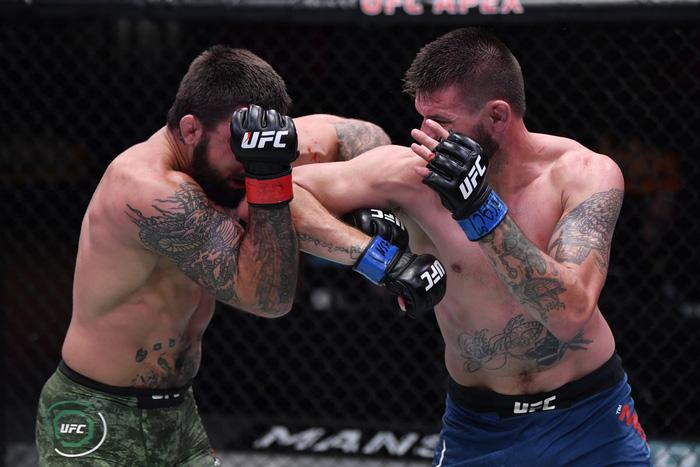 Kết quả UFC 255: Shevchenko tiếp tục chiến thắng, Figueiredo bảo vệ đai thành công - Ảnh 3.