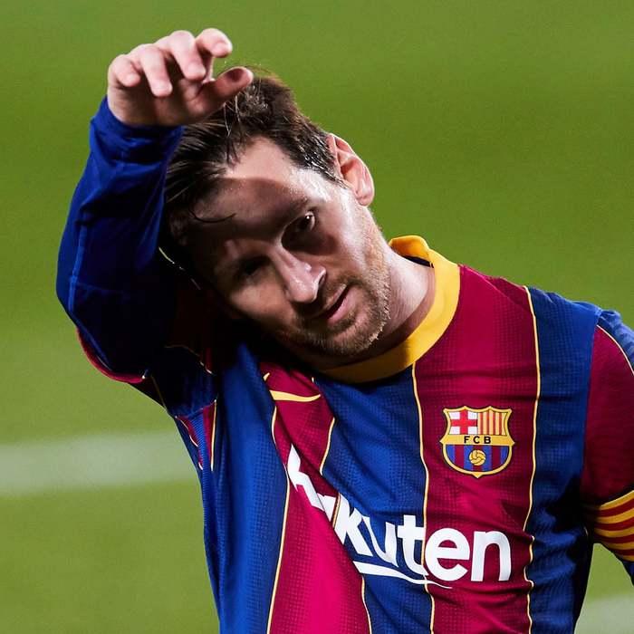 Lionel Messi, tấm bùa hộ mệnh vô dụng của Barca - Ảnh 2.
