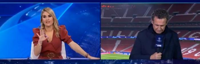 Đồng đội thân thiết bật khóc khi nói về Maradona trên sóng truyền hình - Ảnh 2.