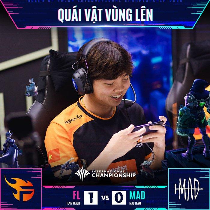 Kết quả AIC 2020 ngày 27/11: Saigon Phantom tìm lại cảm giác chiến thắng, Team Flash chính thức góp mặt tại vòng Playoffs - Ảnh 5.