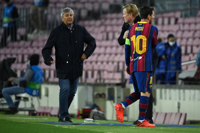 Messi lập kỷ lục trên chấm penalty, Barca nhọc nhằn giành 3 điểm - Ảnh 9.